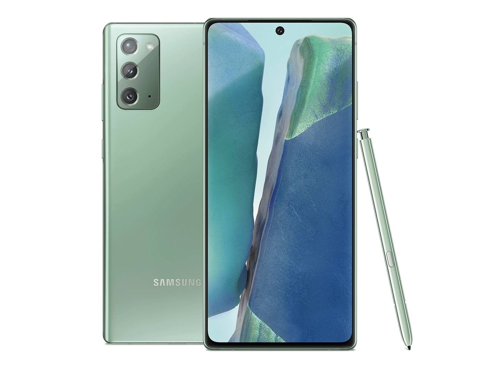 Samsung Galaxy Note20 LTE - Mystic Green