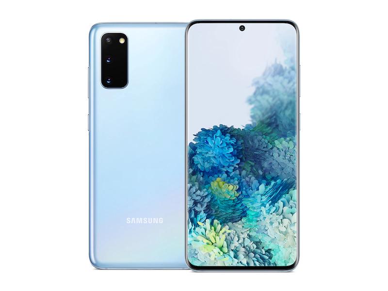Samsung Galaxy S20 LTE - Cloud Blue