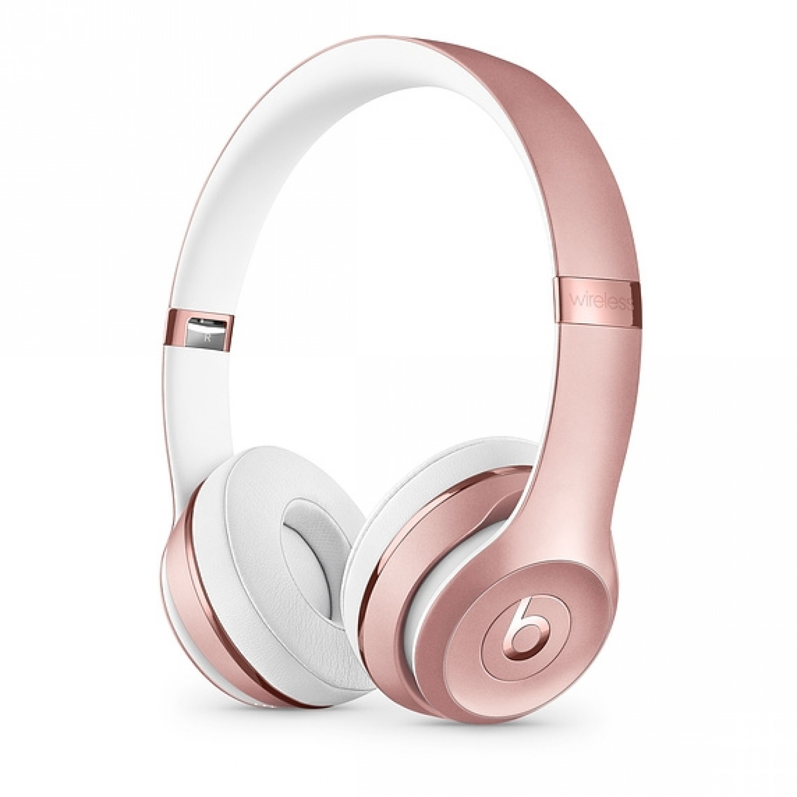 Beats Solo3 Wireless Headphones - The Beats Icon Collection - Rose Gold