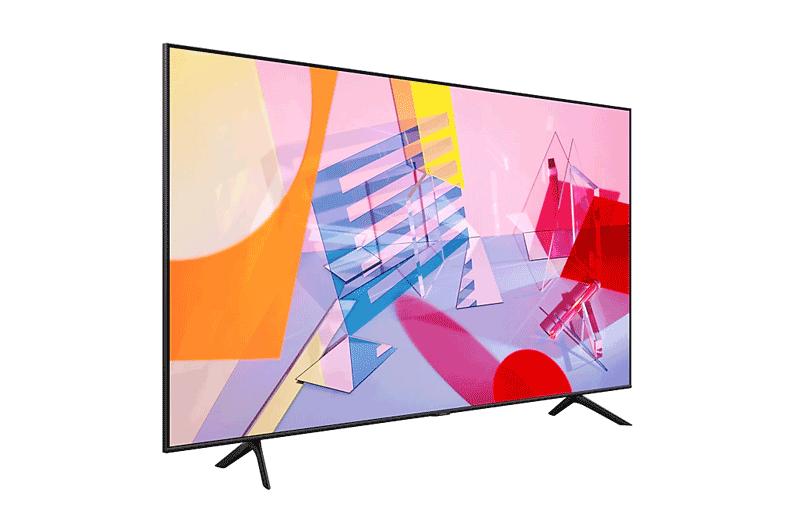 """Samsung Q60T 58"""" QLED Flat Smart TV - 4K"""