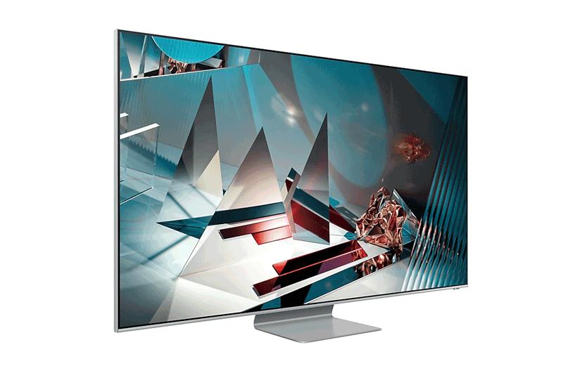 "Samsung Q800T 65"" QLED Smart TV - 8K"