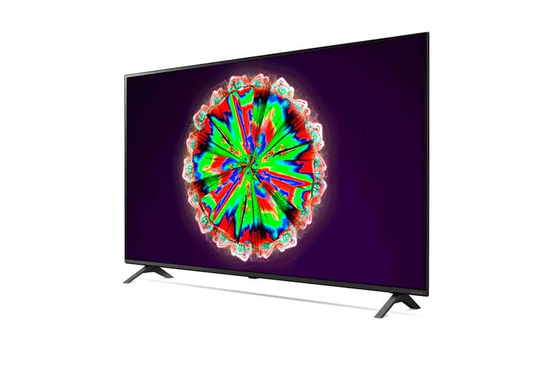 "LG NanoCell 80 Series 65"" Cinema Screen Design TV - 4K"