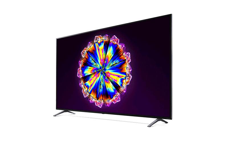 "LG NanoCell 90 Series 75"" Cinema Screen Design TV - 4K"