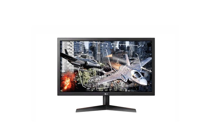 LG 24'' FHD UltraGear Gaming Monitor with FreeSync™