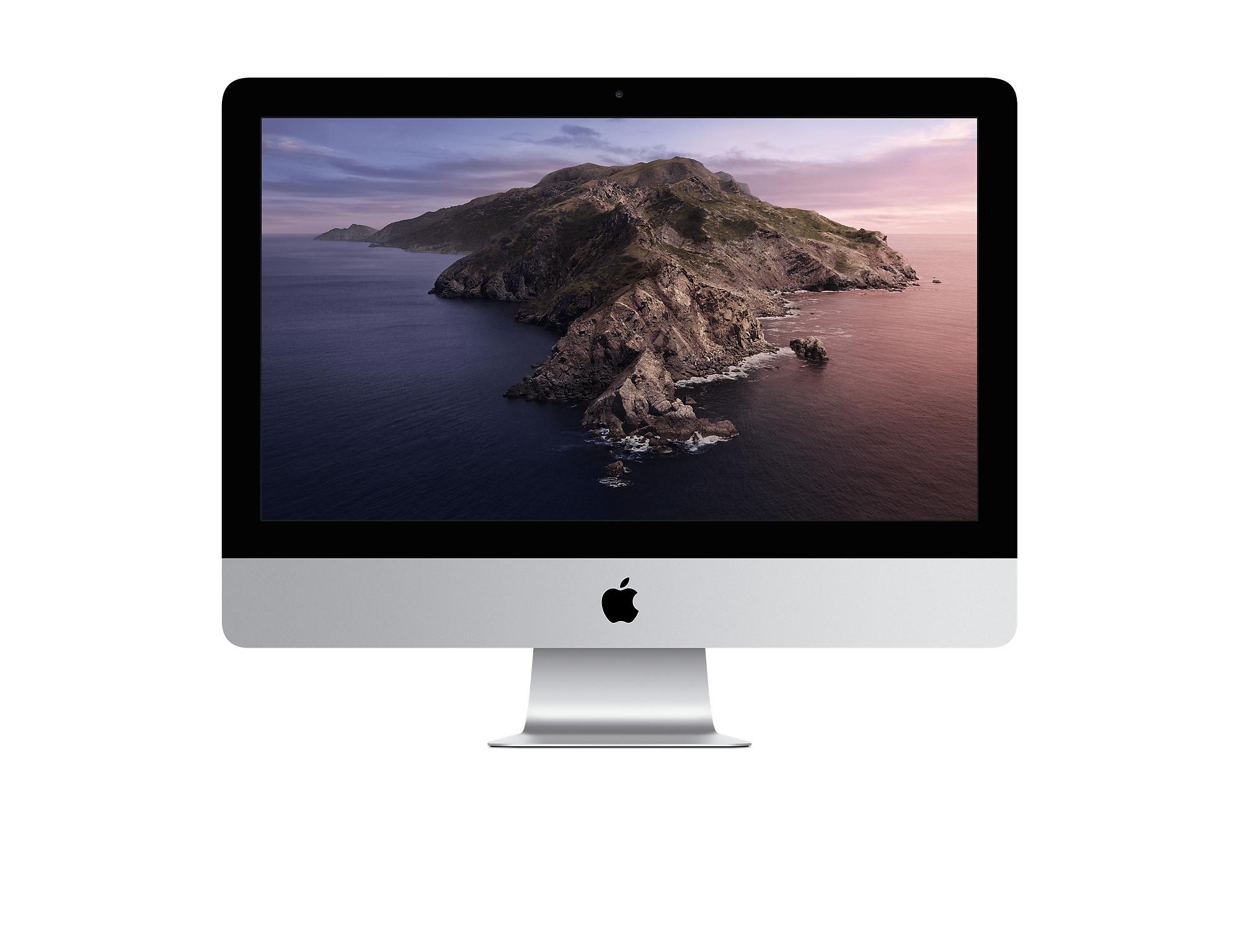 21.5-inch iMac with Retina 4K display 3.0GHz 6-core i5 256GB