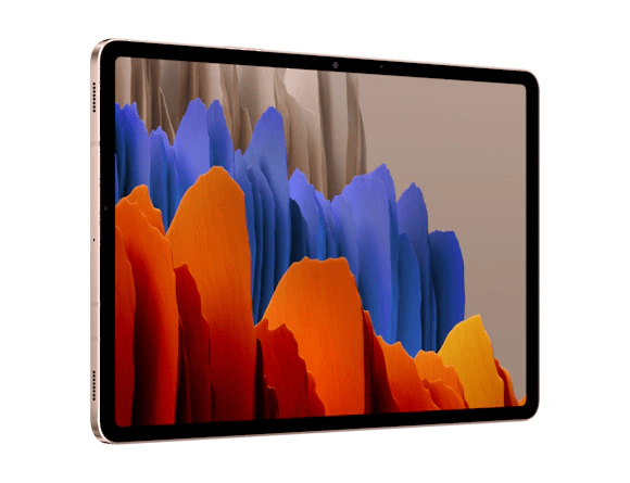 "Samsung Galaxy Tab S7  11"" LTE 128GB - Mystic Bronze"