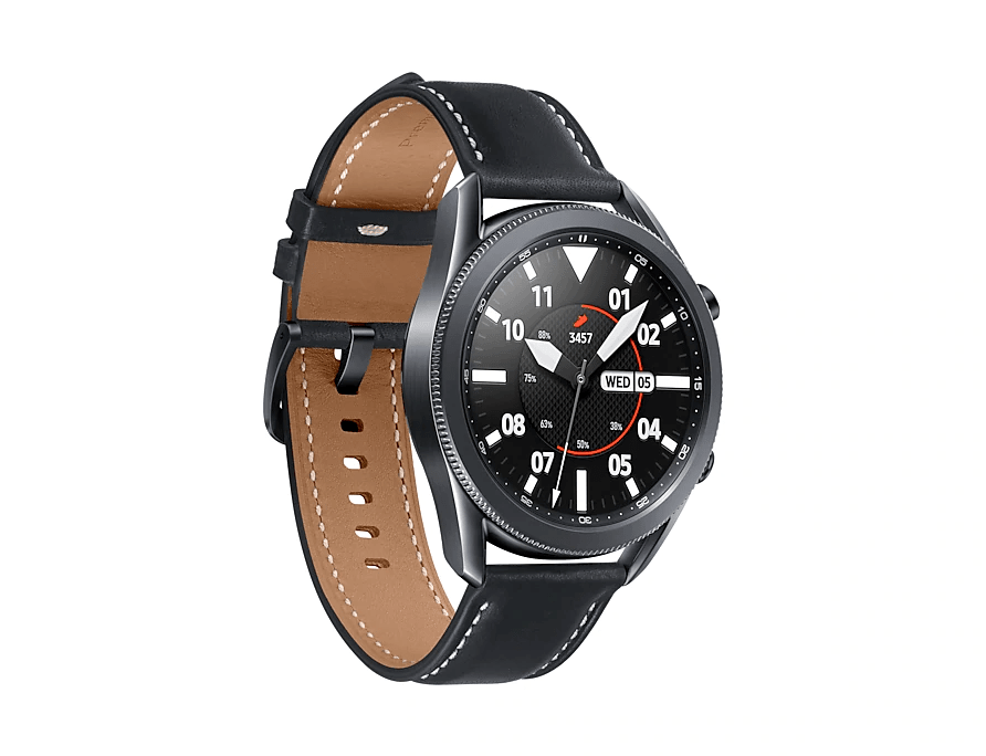 Samsung Galaxy Watch3 LTE 45mm - Mystic Black