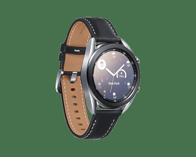 Samsung Galaxy Watch3 LTE 41mm - Mystic Silver