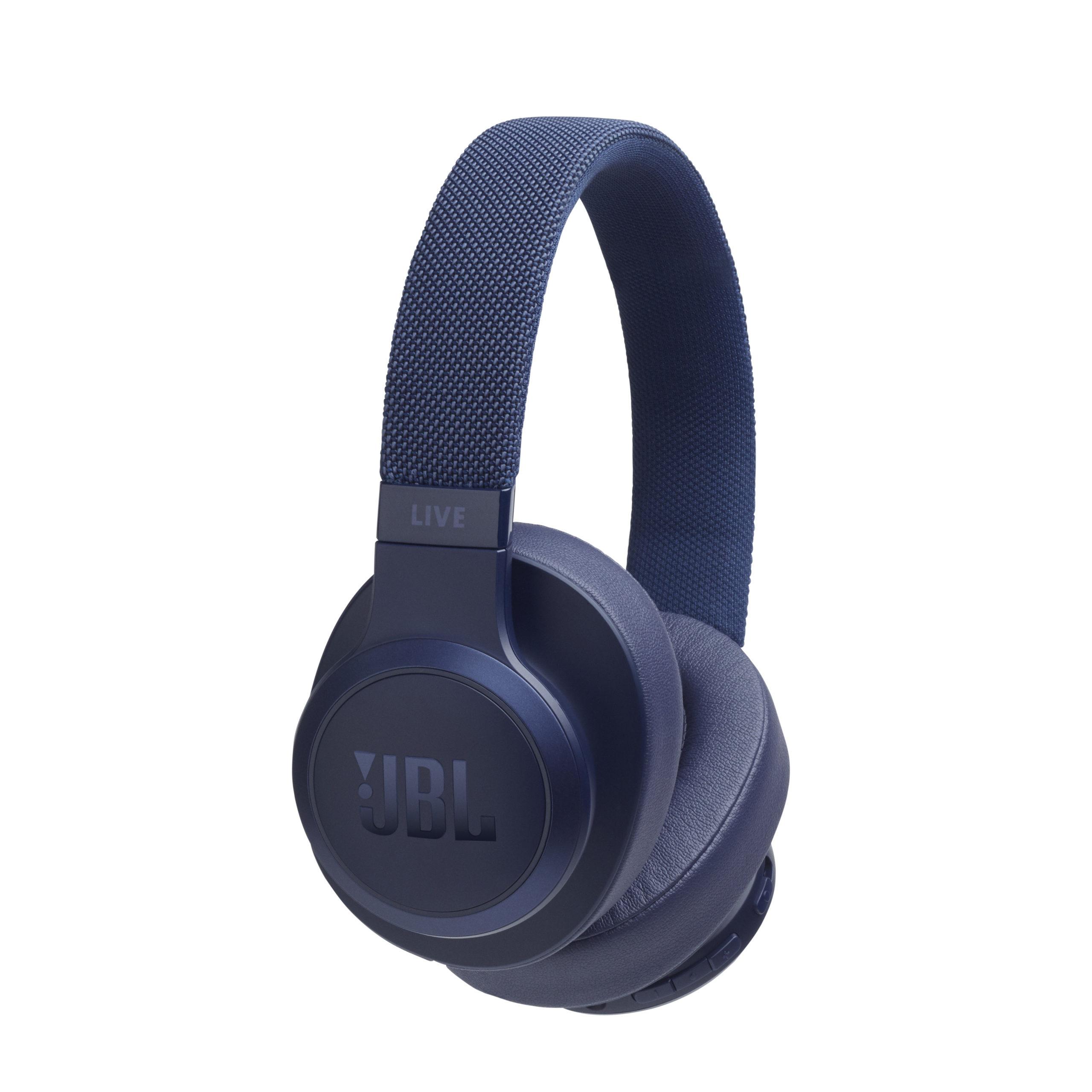 JBL Live 500BT Wireless Headphone - Blue