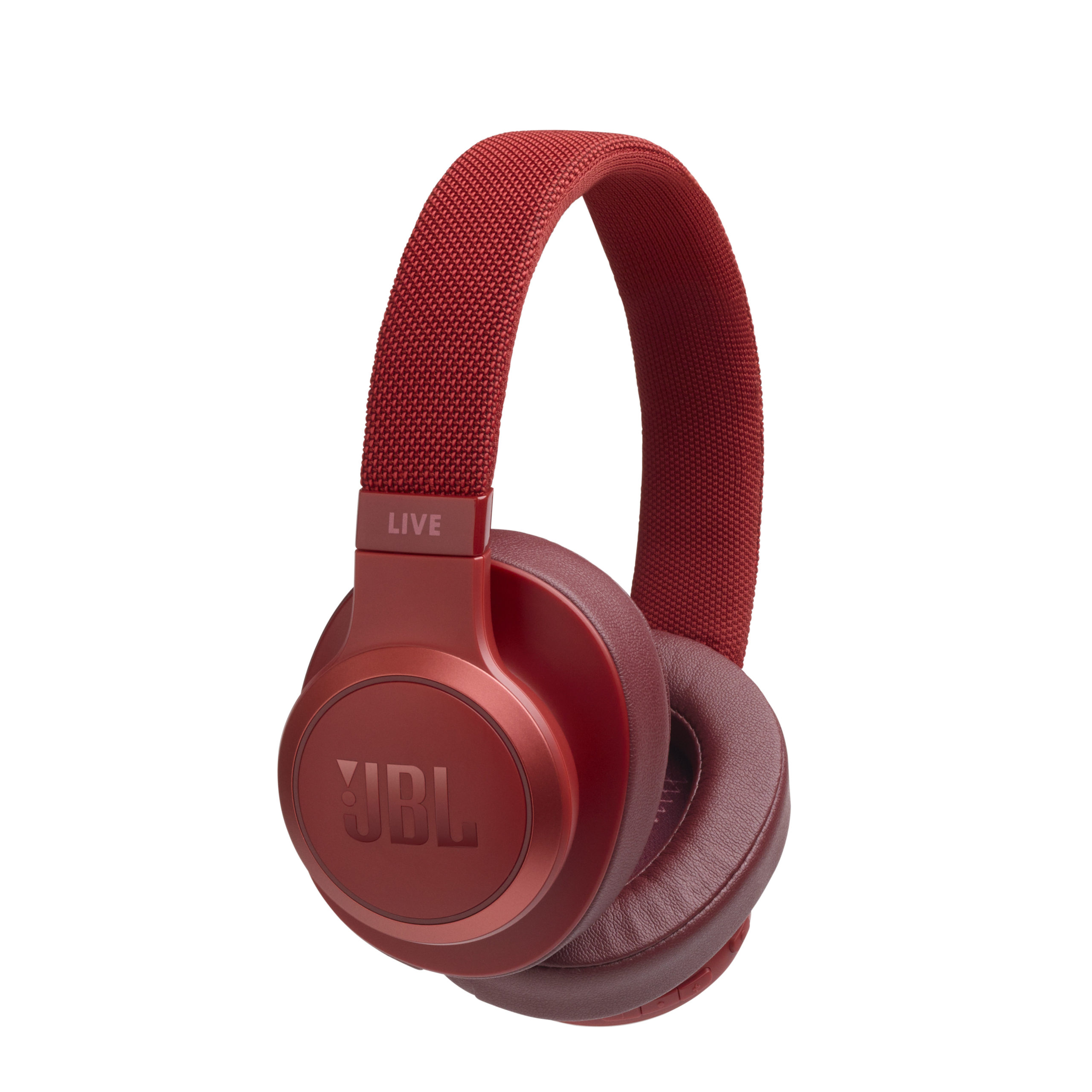 JBL Live 500BT Wireless Headphone - Red