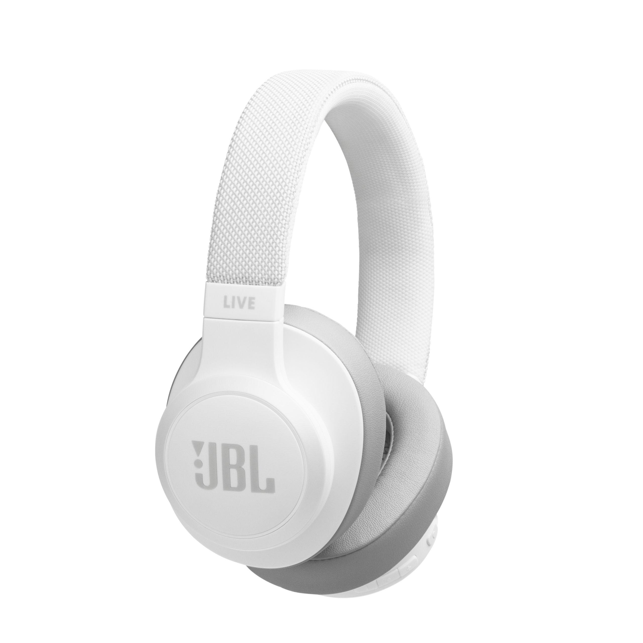 JBL Live 500BT Wireless Headphone - White