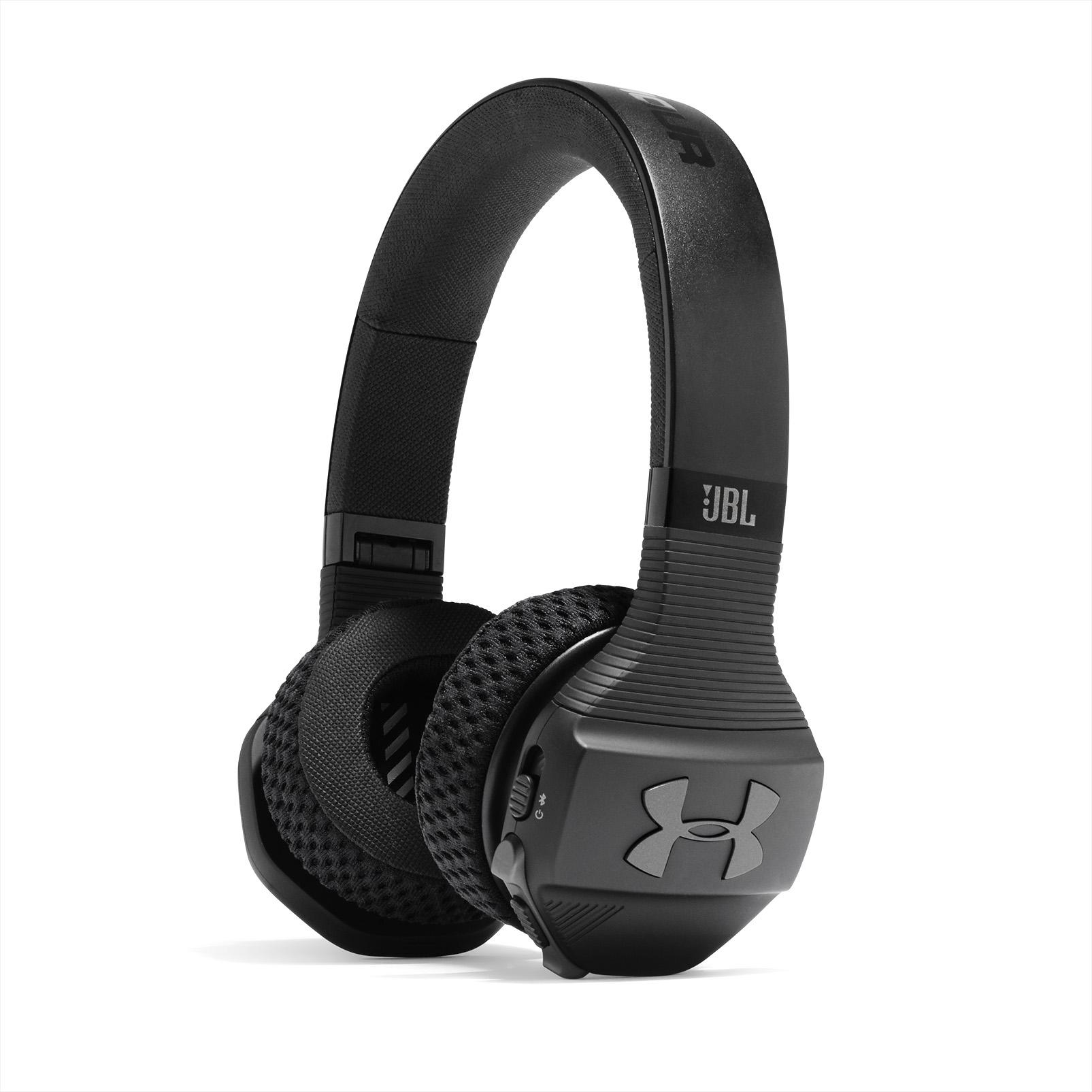 Under Armour JBL Train On-Ear Wireless Headphones - Black