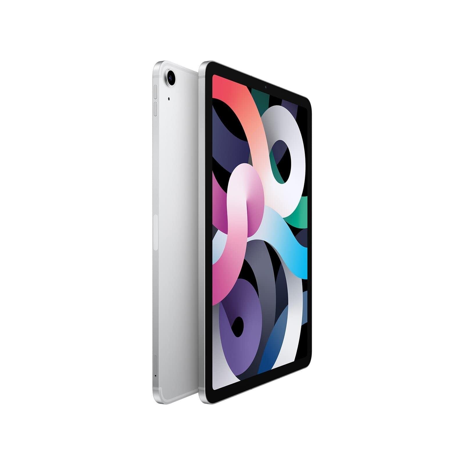 Apple iPad Air 10.9-inch Wi-Fi + Cellular 256GB - Silver