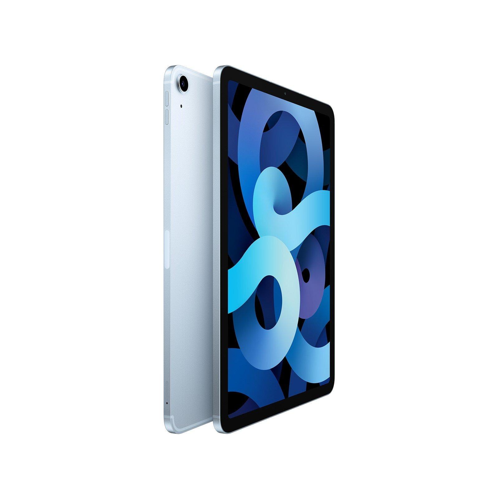 Apple iPad Air 10.9-inch Wi-Fi + Cellular 64GB - Sky Blue