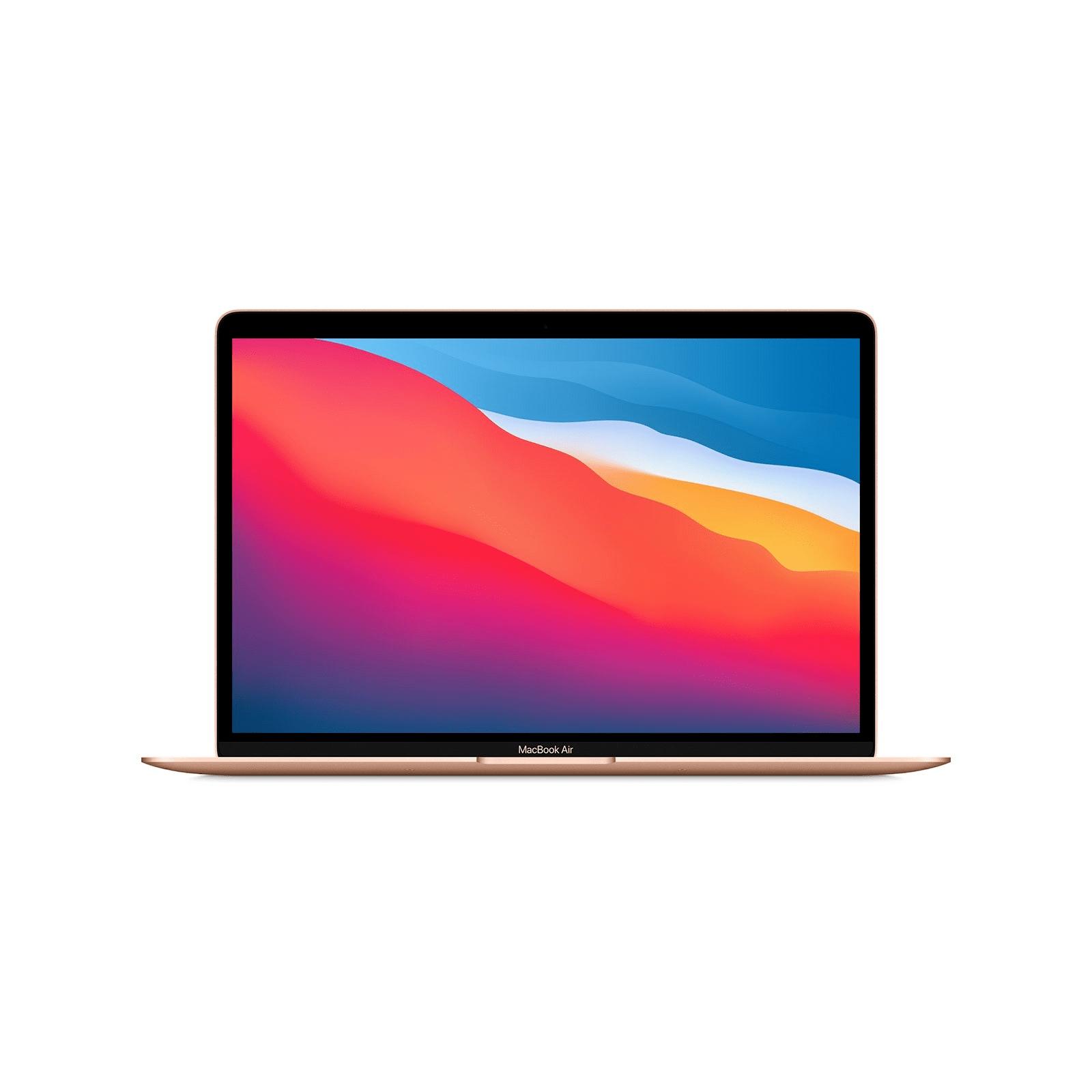 13-inch MacBook Air | Apple M1 chip | 512GB - Gold