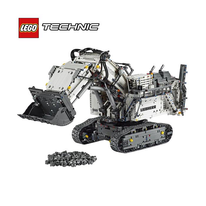LEGO® Technic Liebherr R 9800 Excavator - 42100