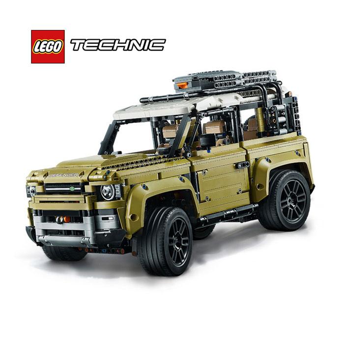 LEGO® Technic Land Rover Defender 4x4 - 42110