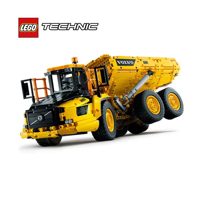 LEGO® Technic 6X6 Volvo Articulated Hauler - 42114