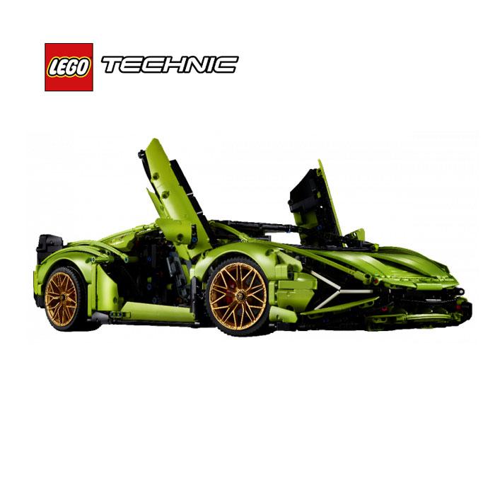 LEGO® Technic Lamborghini Sian FKP 37 -  42115