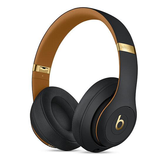 Beats Studio 3 Wireless Headphones - Beats Skyline Collection - Midnight Black