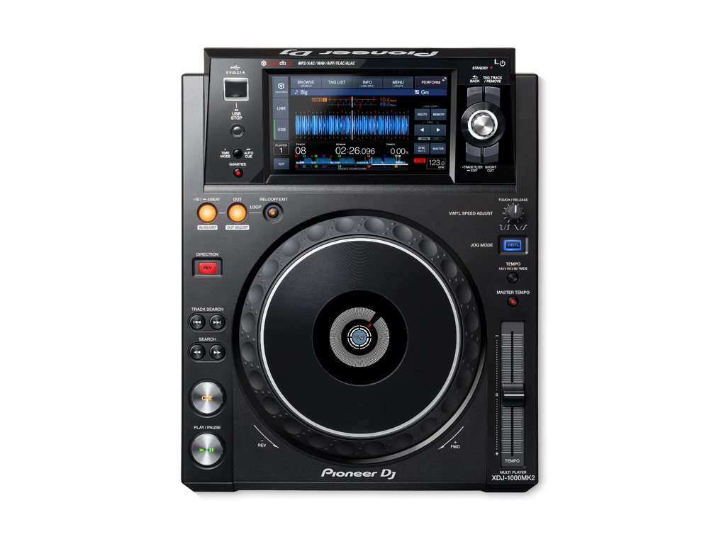 Pioneer XDJ-1000MK2 | Performance DJ multi player