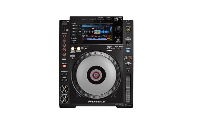 Pioneer CDJ-900NXS | Performance DJ multi player with disc drive