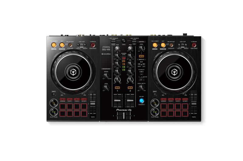Pioneer DDJ-400 | 2-Channel DJ Controller