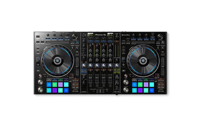 Pioneer DDJ-RZ | 4-Channel Professional DJ Controller for rekordbox DJ