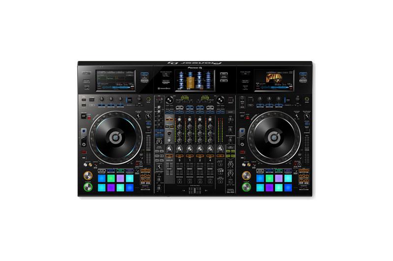 Pioneer DDJ-RZX | 4-Channel Professional DJ Controller- Visual control