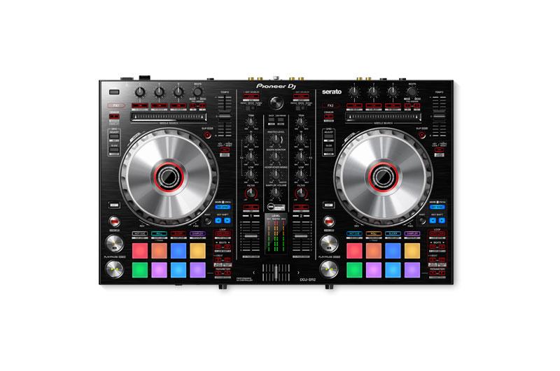 Pioneer DDJ-SR2 | 2-Channel Performance DJ Controller for Serato DJ Pro