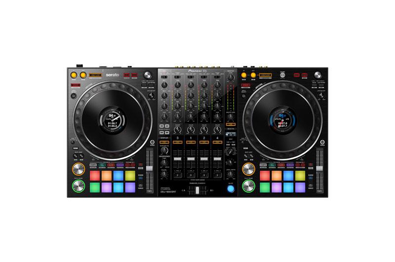 Pioneer DDJ-1000SRT | 4-Channel Performance Serato DJ Controller