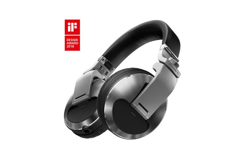 Pioneer HDJ-X10 Silver | Flagship over-ear DJ headphones