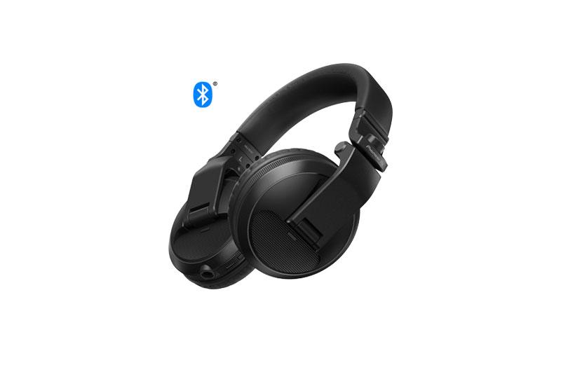 Pioneer HDJ-X5BT Black | Over-ear DJ headphones with Bluetooth®