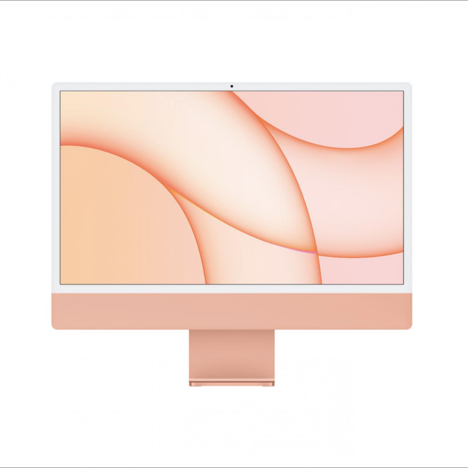 24-inch iMac with Retina 4.5K display | Apple M1 Chip | 512GB | Orange
