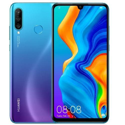 Huawei P30 Lite 128GB Dual Sim - Peacock Blue