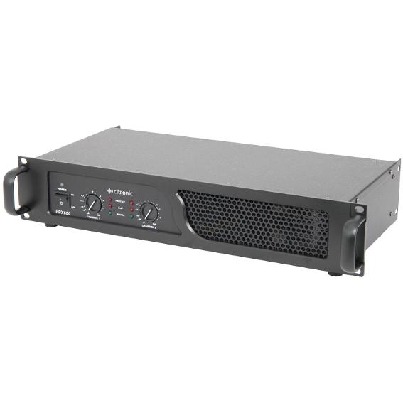 Citronic PPX600 Power Amplifier