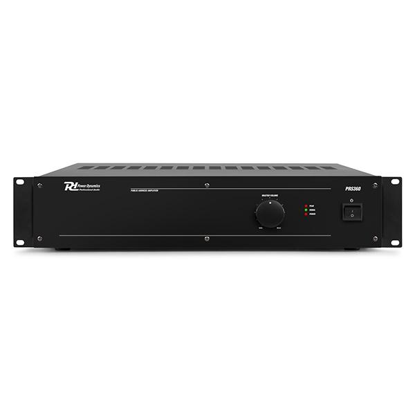 Power Dynamics PRS360 Slave Amplifier